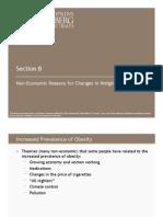 Principles of obesity economics Lecture3B