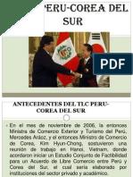 Antecedentes Del Tlc Peru-corea Diapos Para Expo