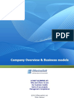 EffectiveSoft - Company Overview & Business Models