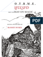 of the black magicians exposed - ramsey dukes