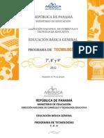 Programa Educacion