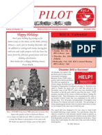 The Pilot -- December 2012 Issue