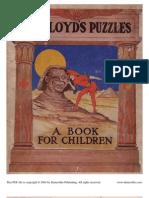 Sam Loyd Puzzle BOOK