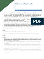 Conflict of Laws_jurisprudence Case Digest_compilation
