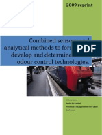 Anotec Technical Paper - Combined Sensory and Analytical Methods