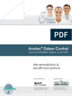Anotec Landfill and Site Remediation Odour Control