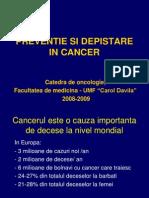 07 - Preventia Si Depistarea Cancerului