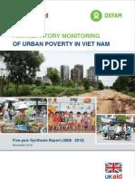 Urban Poverty Reduction Report E