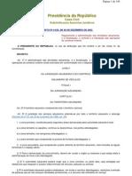 Decreto nº 4.543, De 26 de Dezembro de 2002