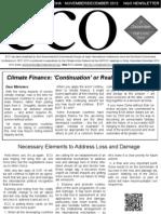 ECO #10 – 6th Dec, 2012