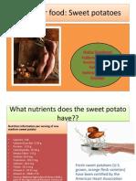 Sweet Potatoes SandovalD F2T