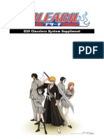 Bleach d20 Supplement