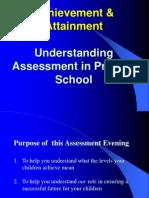 Info Eve Attainment and Achievement @ PoW