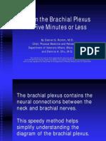 Brachial Plex How To