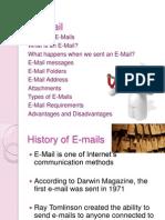 E – Mail