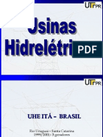 Usinas Hidreletricas New