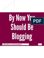 Omc2 Lesson11 by Now You Should Be Blogging