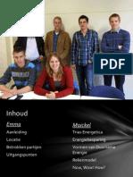 Presentation 9/11/2012 (dutch)