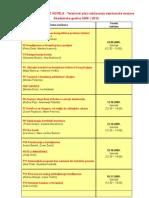 MH Terminski Plan Seminari 2009