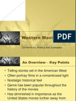 Western - Conventions, History and Examples