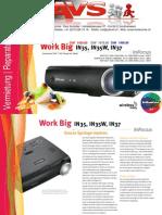 INFOCUS in35w_in37 DLP-Projektor mit Brilliant Color-Technologie