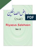 Riyazus Saleheen Vol.2