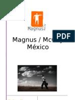 Credenciales Magnus McCoy