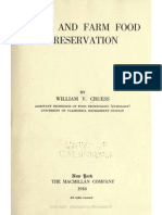 Home and Farm Food Preservation 1918
