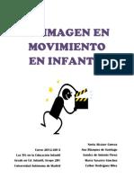 La imagen en movimiento en Infantil