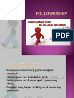 Follower Ship