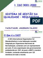 Curso NBR ISO 9001 - E-learning