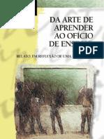 Livro_da Arte de Aprender Ao Oficio de Ensinar_maria_ines_laranjeira