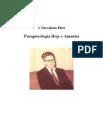 53639116 Herculano Pires Parapsicologia Hoje e Amanha