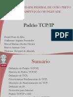 Apresentação Padrão TCP IP