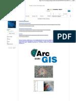Manual instalación  ArcGiS 9