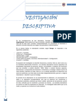 Investigacion Descriptiva Trabajo Final
