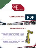 Presentation - Capmac Industry Srl