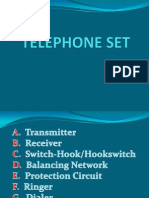 Telephone - Telephone Set
