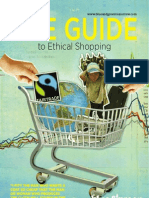 The Guide to Ethical Shopping 2012