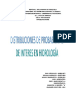 Distribuciones de probabilidad de interés en hidrología (1)