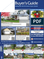 Coldwell Banker Olympia Real Estate Buyers Guide December 8th 2012