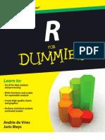 R for Dummies - Sample