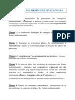 Plan Strategie Des Fmn Master2 Mt Inter