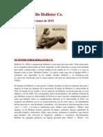 La Historia De Hollister Co.docx