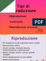 (s6ita - bi2ita) Presentazione - Francesca BIANCHI - Riproduzione