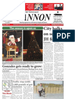 Gonzales Cannon Dec. 6 Issue