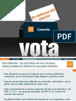 En Defensa Del Elector Municipales 2010