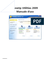 Tuneup Utilities 2009 manuale italiano