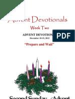 2012 Advent Devotion Booklet Week2