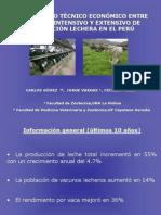 Comparativo Tecnico Economico Intensivo Extensivo Perulactea2003